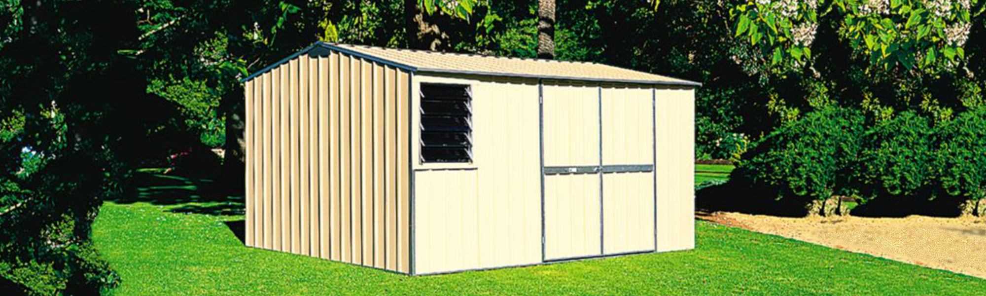 picture garden sheds victoria