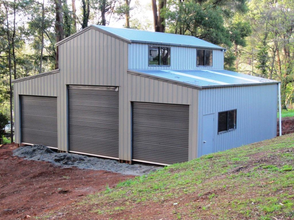 Stylish Sheds American Style Barn Sheds Building Services In Shepparton