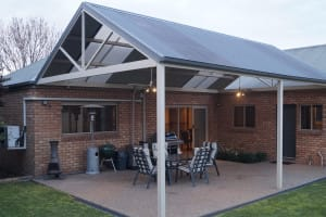 Featured Pergola Shed