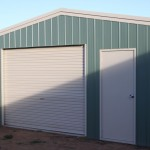 Sliding And Roller Door Garage Shed