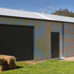 Multiple Cladding Options Farm Shed