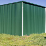 Additional Height Farm Shed