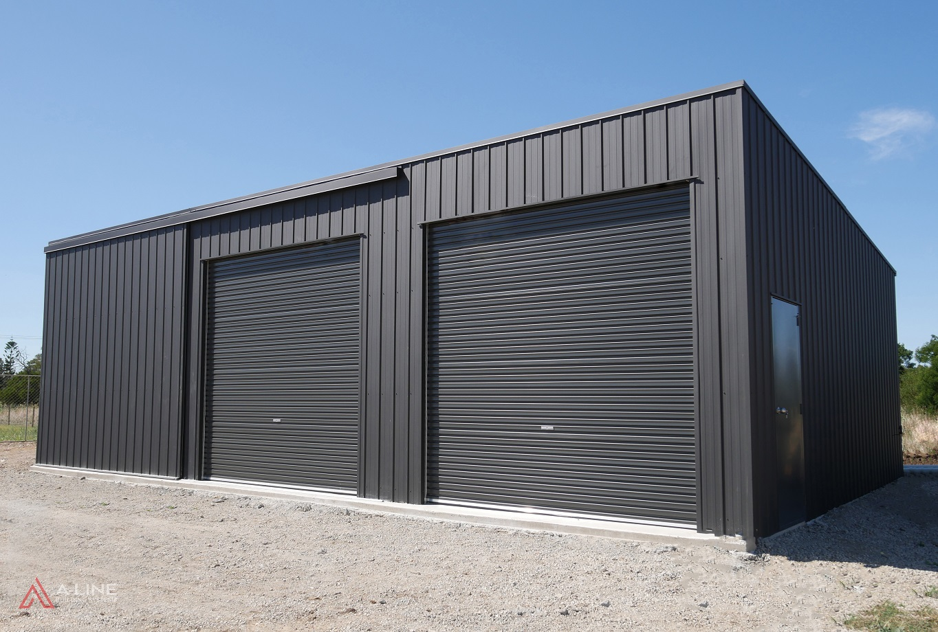 Shepparton Garages And Skillion Roof Sheds All Sheds